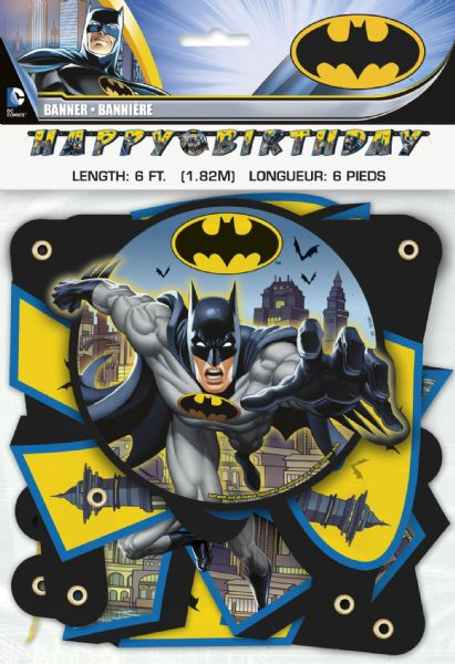 Batman Large Jointed Banner